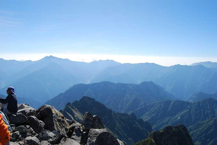 山頂からの展望3
