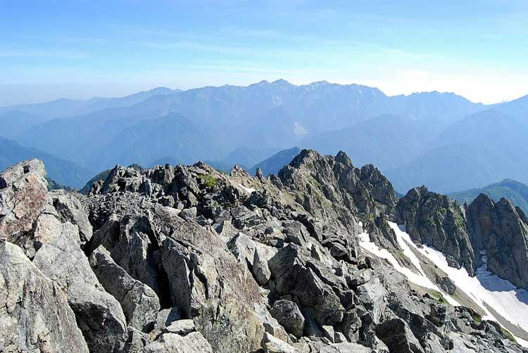 山頂からの展望5